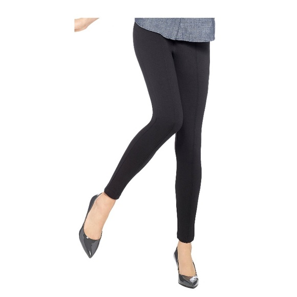 5606b0b0389d55 Faded Glory Pants - Faded Glory SUPER COMFY ponte leggings size XL
